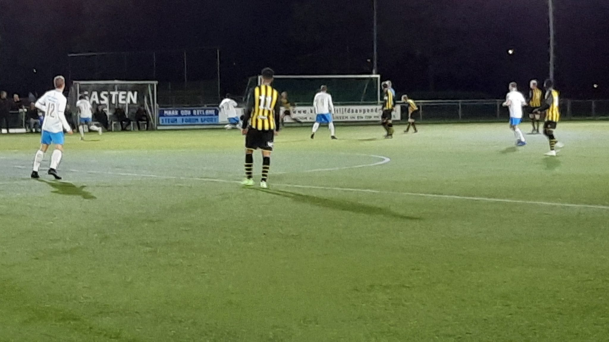 Forum Sport wint bekerduel van Wilhelmus!