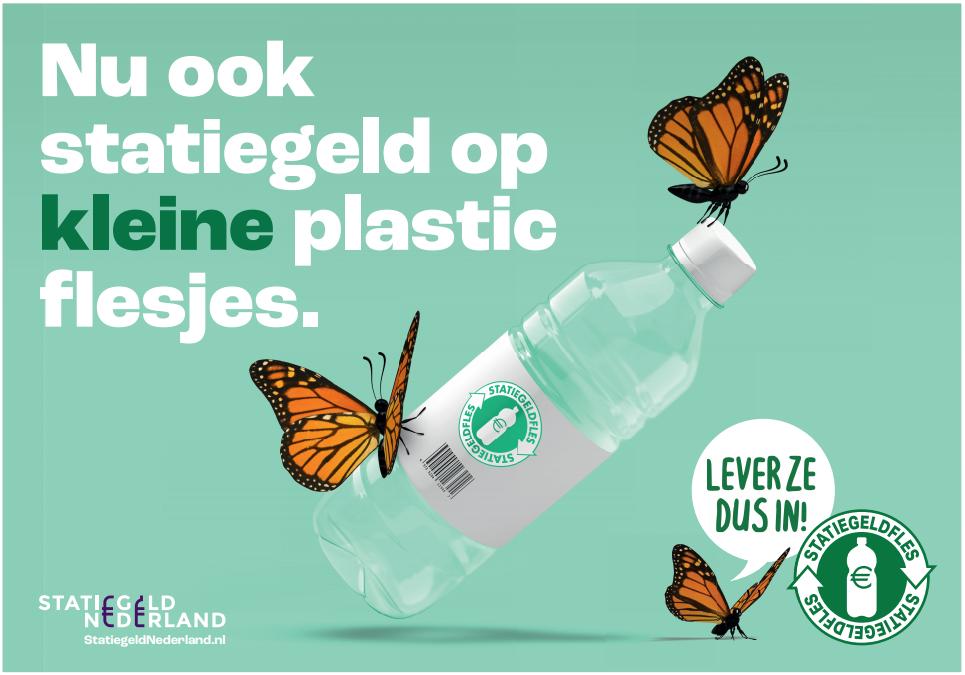 Forum Sport - Donatiepunt Plastic Flesjes
