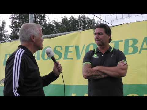 DEVJO  op bezoek bij toernooi Haagse voetbalhistorie