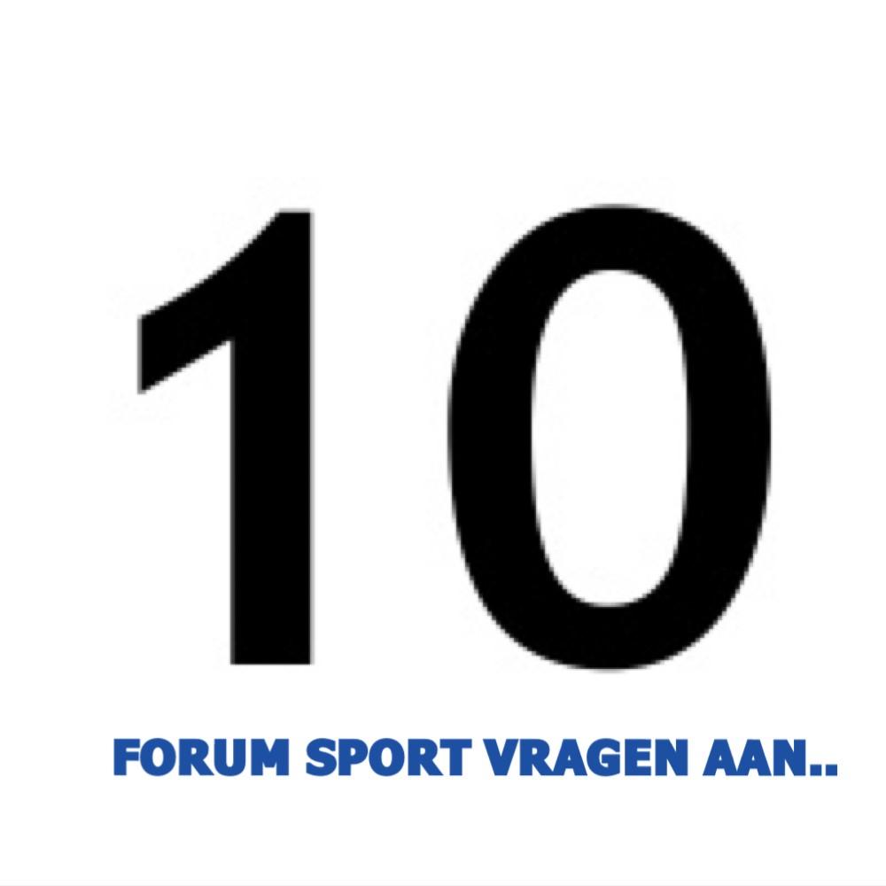 De 10 Forum Sport vragen aan ….. Trudy Bergers