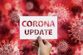 CORONA UPDATE 29-9-2020