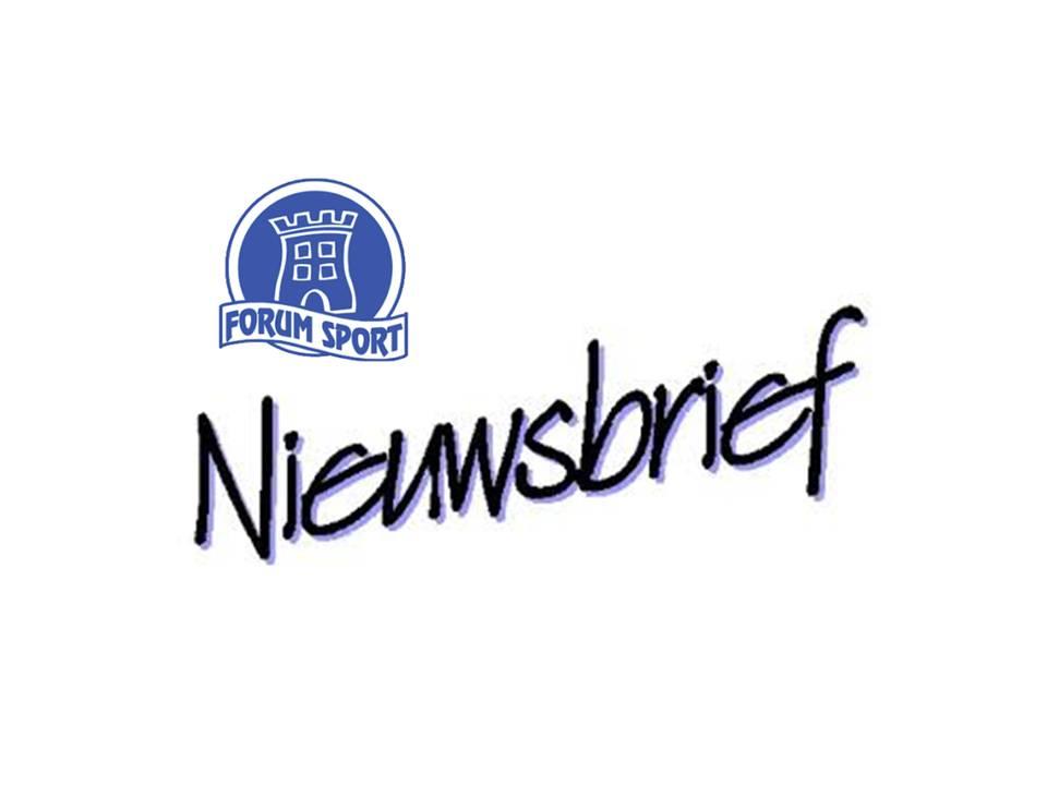 Nieuwsbrief Verenigingsmanagement Forum Sport juli 2021