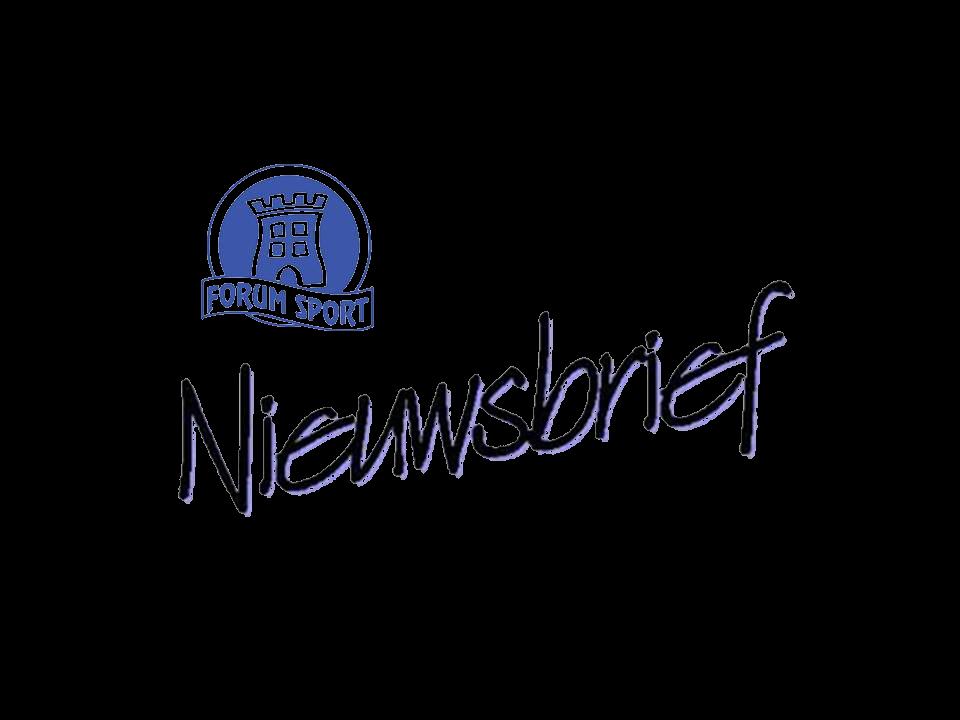 Nieuwsbrief verenigingsmanagement Forum Sport d.d. oktober 2020