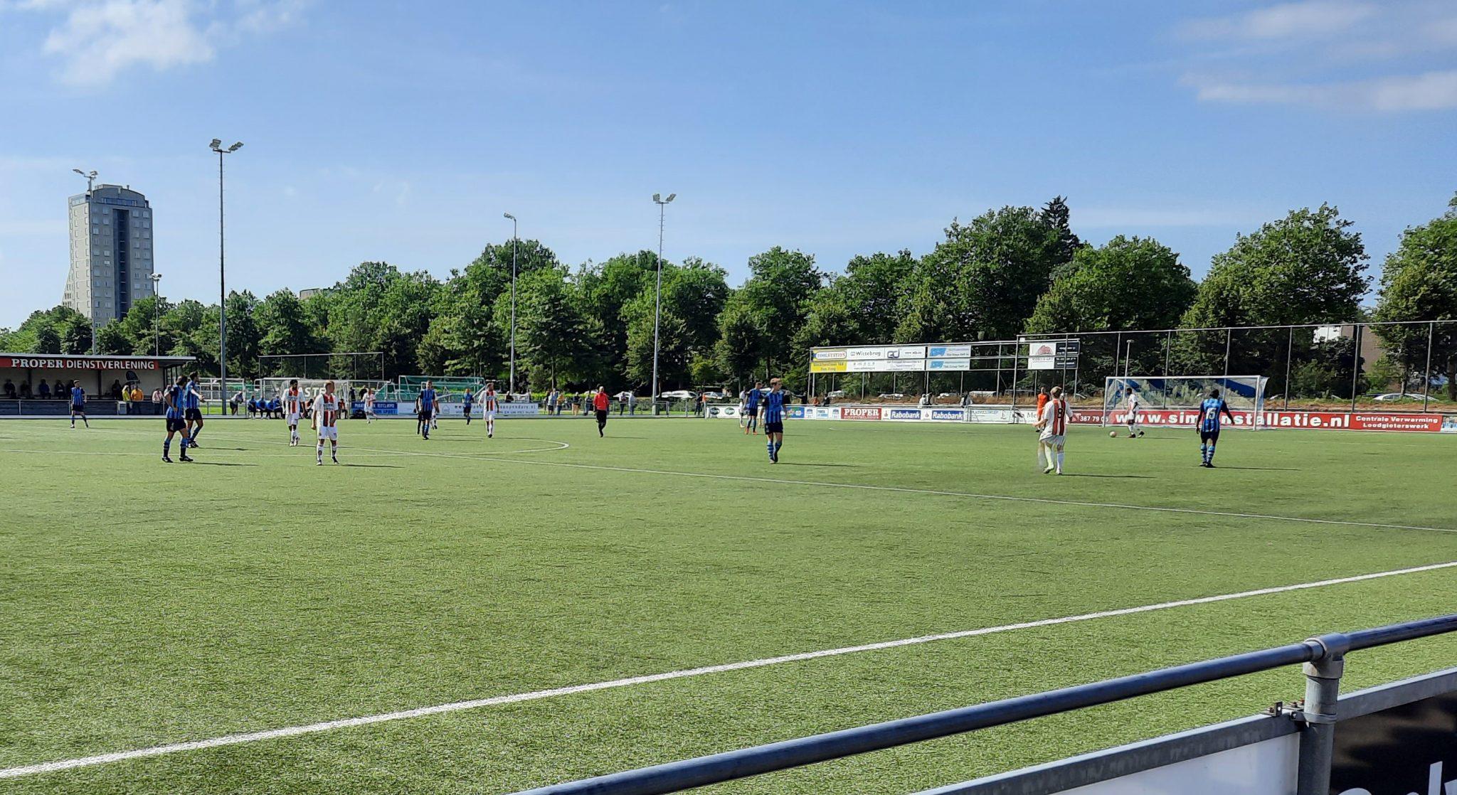 Oefenduel Forum Sport – SVC'08 eindigt in gelijkspel